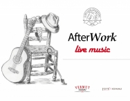 SAVE THE DATE - AFTERWORK LIVE MUSIC